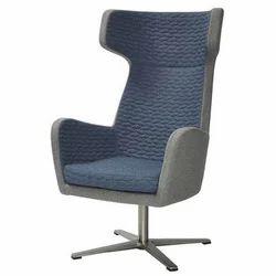 Divine Blue Office Chair