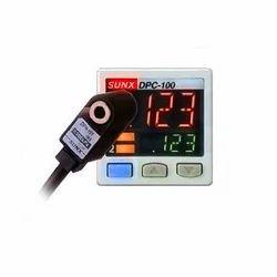 Panasonic Sunx Pressure & Flow Sensors DPC/DPH-100