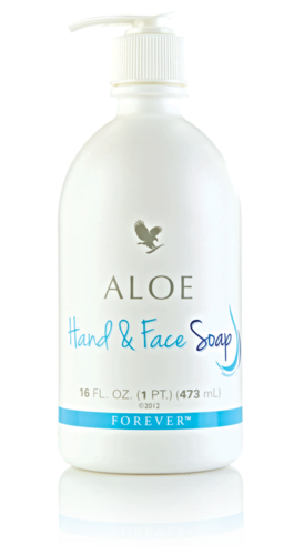 aloe face soap