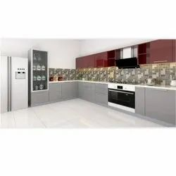Best Aluminium Modular Kitchen Professionals Contractors Designer Decorator In Delhi दिल्ली