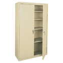 Mild Steel Rectangular Storage Cabinet