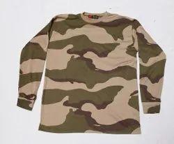 CISF T-Shirt GG Full Sleeve