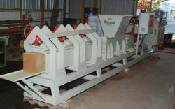 Coir Pith (Coco Peat) Block Making Machine