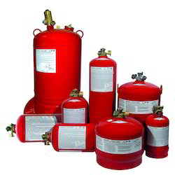 ABC Automatic Modular Type Fire Extinguisher