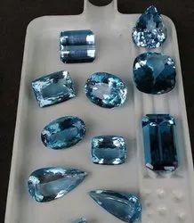 Excellent Quality Santa Maria Aquamarine Gemstones