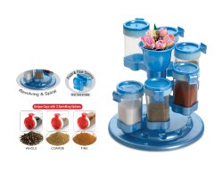 J-234 Spice Rack ( 6 Pcs )