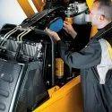 Long Reach Excavator Jcb Machine Repair Service