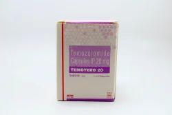 Temotero 20 Mg Capsules