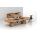 Office Bamboo Table