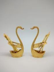 Swan Spoon Stand