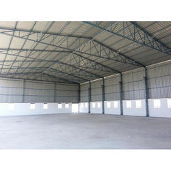 PEB Industrial Structural Sheds