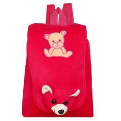 Pink Teddy Full Flap Bag