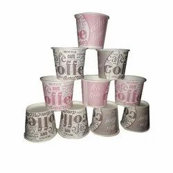 Food Grade Paper Disposable Printed Coffee Paper Cup, Packaging Type: Packet, Capacity: 65 Ml