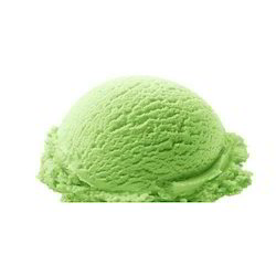 Plain Pista Ice Cream, for Home Purpose
