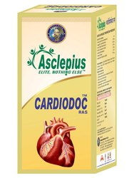 Asclepius Natural Cardiodoc Ras, Packaging Type: Bottle, Packaging Size: 1000 ml