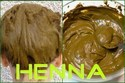 Natural Hair Color Henna