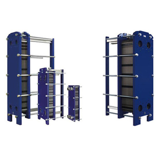 Heat Exchangers, Gasketed Plate And Frame And Welded Plate And Block ...