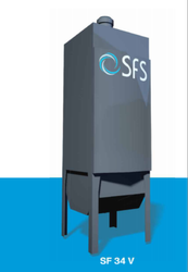 Vertical Electrostatic Precipitator