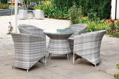 garden outdoor table chair set