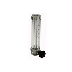 Acrylic Body Low Flow Rotameter
