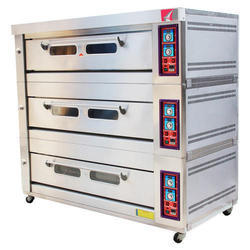 Three Deck Oven-Gas