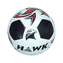 Rubberized Hawk Bolt Football