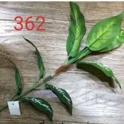 Green Plastic Muhil Artificial Plant