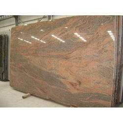 Juparana Granite Slab, 5-10 Mm