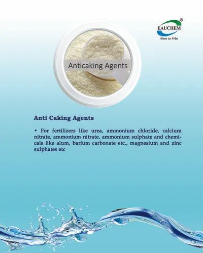 Anti Caking Agents for Industrial