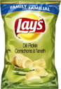 Lays Dill Pickle Potato Chips