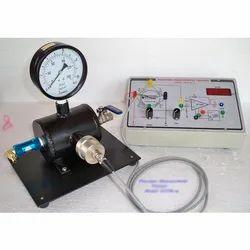 Pressure Measurement Trainer Module