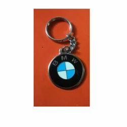 Unisex Metal Keychain