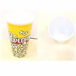 4.5x7x4.5 Disposable Popcorn Cup