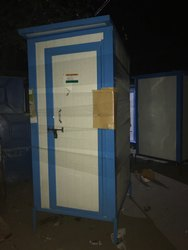 PT04 PPGI PUFF Portable Toilet