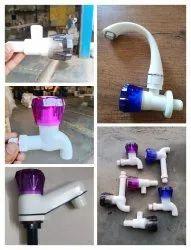 Standard REGULAR CRYSTAL HEAD WATER TAPS, For Bathroom Fitting