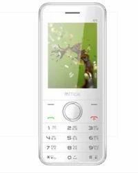 Intex Turbo S5  Feature Phones White