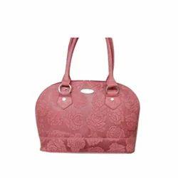 Ultimate Flower Embossed Ladies Hand Bag