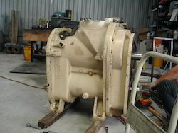 Screw Compressors Screw Element Repairing