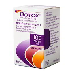 Botox 100iu, For Commercial, Rs 11900 /unit, Biobaxy