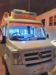 Force Traveler Blood Donation Van
