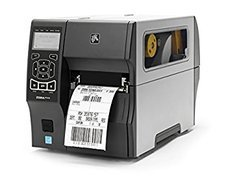 Zebra ZT400 Industrial Barcode Printer