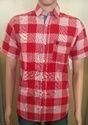 Mens Casual Half Sleeve Shirt