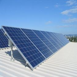 Shaffer Solar Power Plant, For Commercial, Capacity: 10 Kw