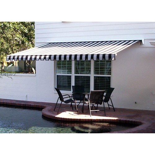 Outdoor Swimming Pool Shade Awnings