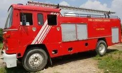 Crash Fire Tender