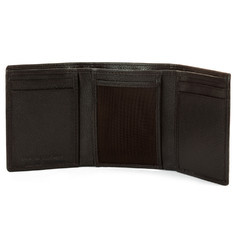 Male Custom Open Type Mens Trifold Leather Wallets, Packaging Type: Custom Packaging Type
