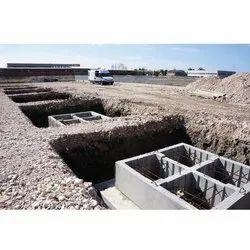 Precast Rain Water Harvesting System Service