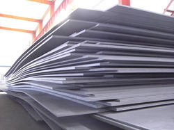 Hot Rolled Steel Plate, Thickness: 3-4 mm