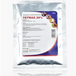 Tetraz (Chlorotetracycline 200 mg/gm)