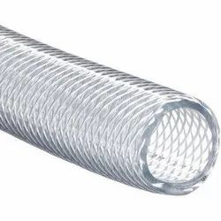 Silicone Transparent Braided Hose